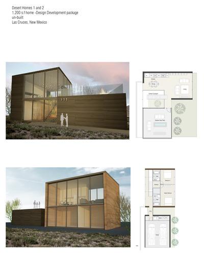 Desert Homes 1 + 2