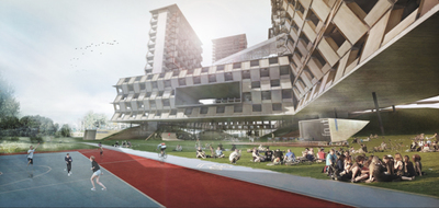 RE-INHABIT THE 21ST CENTURY: SOCIAL HOUSING FROM THE MODERN PARADIGM