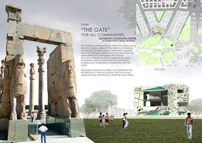 The Gate for All Communities - Design Dissertation