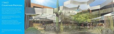 SoLS Courtyard Proposal