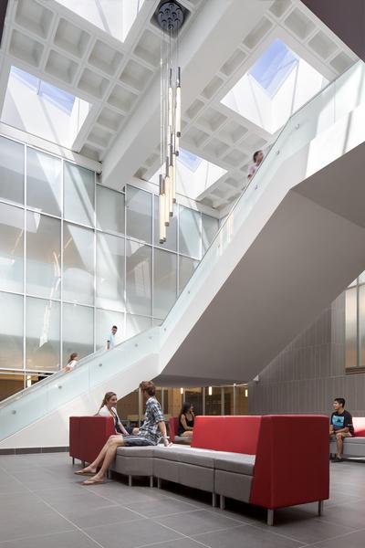 gkkworks project   Saddleback Library Renovation