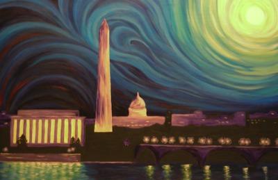 D.C. at Night
