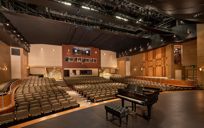 Sacramento City College - Performing Arts Center