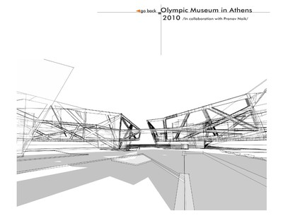 Olympic Museum in Athens