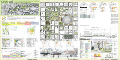 Loopolis - ULI Urban Design Competition 2013