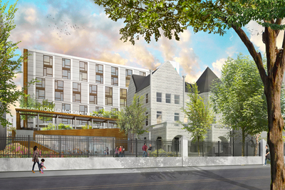 Philadelphia Ronald McDonald House Expansion