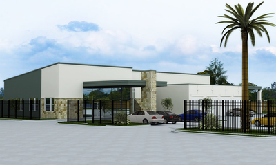 Gooden-Hatton Funeral Home (Concept)