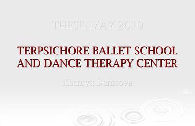 Senior Thesis -