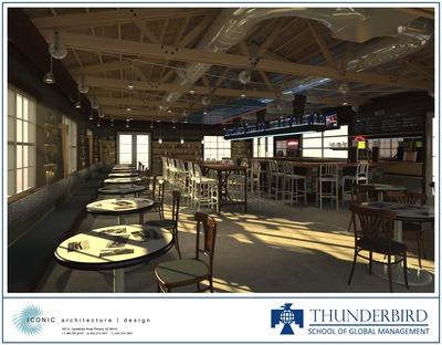 The Thunderbird Tower Renovation