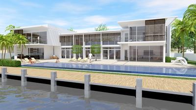 Tropical Moder House I