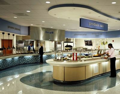 Ambulatory Care Building, M D Anderson Cancer Center