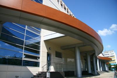 Gymnastics Center Kazan Universiade 2013