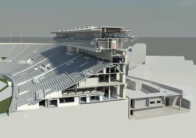 Cal Memorial Stadium Renovation