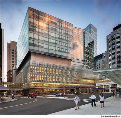 Lunder Building Massachusetts General Hospital