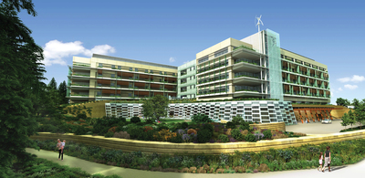 Lucille Packard Childrens Hospital