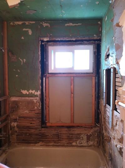 Freeport Home: Bathroom Renovation