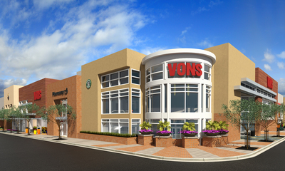 Vons Flagship Store Mission Hills SD CA