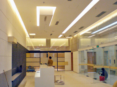 Shunfeng Express Guangzhou Office - Interior Architecture - 2006