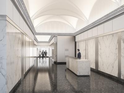 245 Fifth Avenue Lobby Renovation