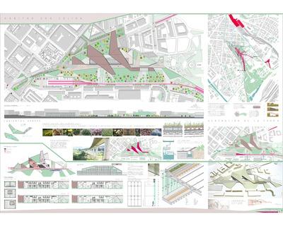 PFC [Final year project] Train station + transport interchange + hotel