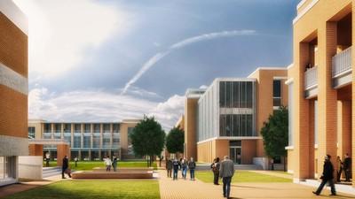 Andrews University Graduate Quad