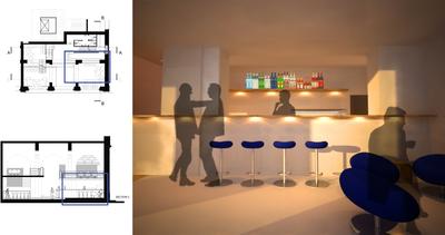 'Levels'- Bar & Lounge