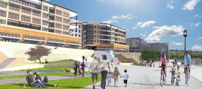 Troy City Hall Redevelopment Plan