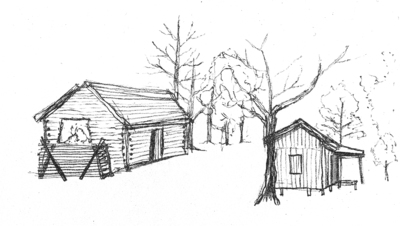 Book: Reconstructing the Old Cabins of Hampton