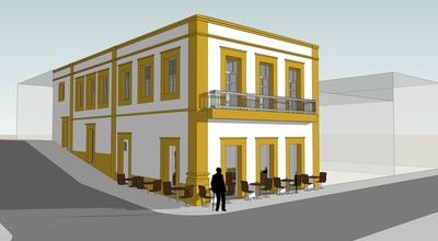 Restoration - Coffee Atelier