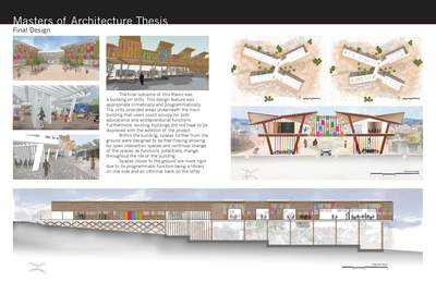 M.Arch Thesis Design