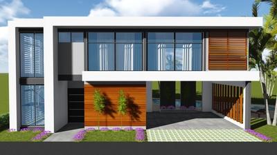 Contemporary housing design