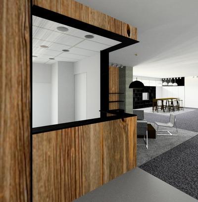 Bentley Showroom and Office