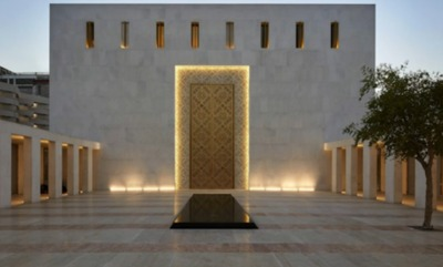 Concept for Spiritual PRAYER Space &