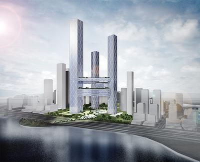 Blooming City, Shenzhen