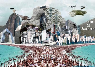 Keep it Rio! - Rio de Janeiro CityVision - fifth international ideas competition