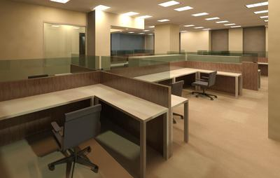 BMO Office Space Renovation