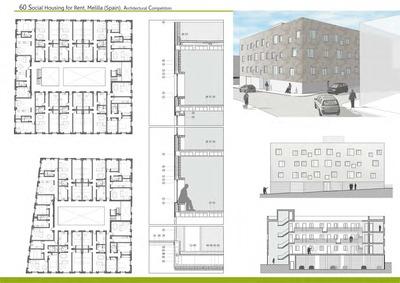 60 Social Housing for Rent