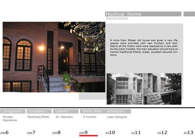 Residence1 Renovation