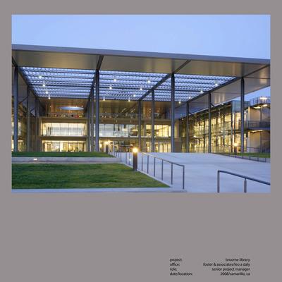 library-california