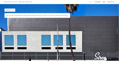 RA Website and Branding