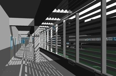 Urban High School Remodeling, Toa Baja, PR