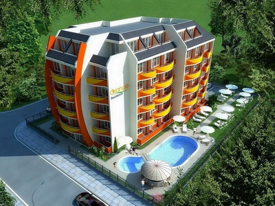 """Complex Of Holiday Apartments """"ORANGE Residence"""""""