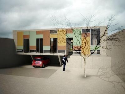 Sub-Urban House, 2011