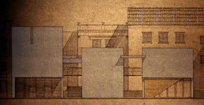 ARCHITECTURAL STUDIO 6: BANK HEADQUARTER IN NAUPLIO