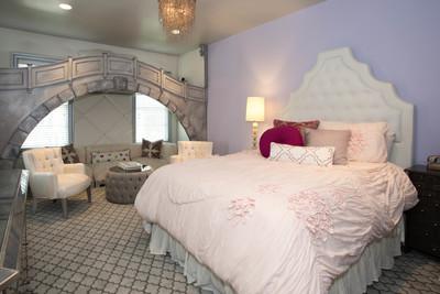 Romantic Teen's Room