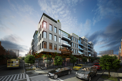 North Williamsburg Development
