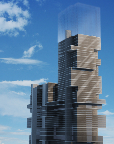 Staccato Tower