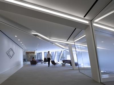 K&L Gates London Designed by Jean Nouvel featuring VORWERK [via Floorworks International & Relative Space]