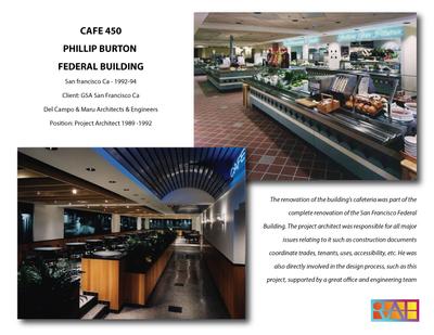 Cafe 450