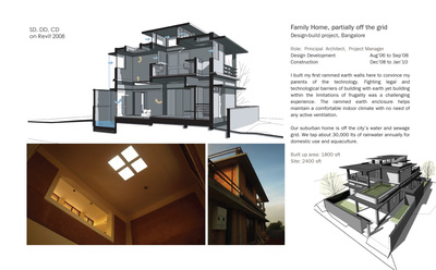 Eco Home: partially off the grid